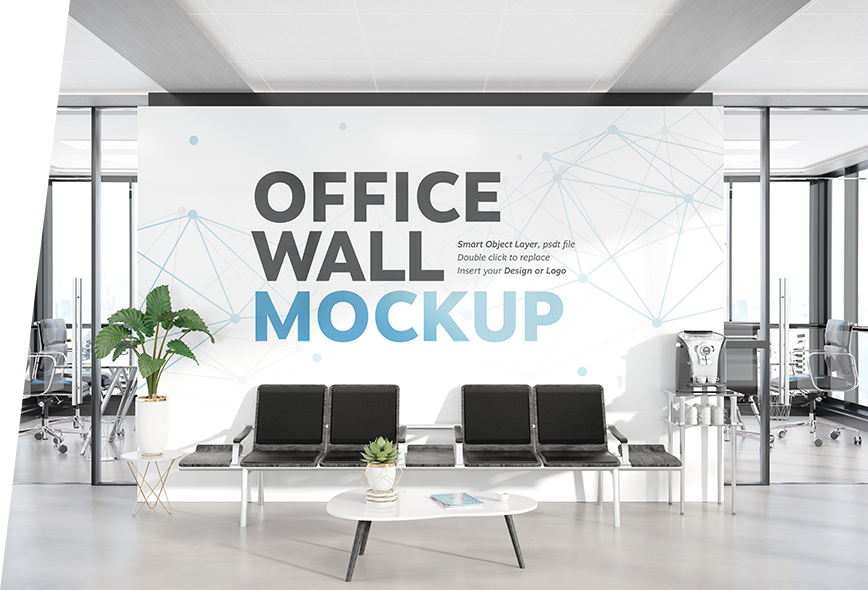 Customized lobby signs examples for office in Tampa, Florida