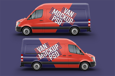 Attractive fleet wraps for commercial use in Tampa, FL