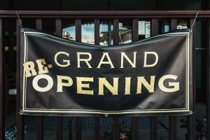 Grand Opening Vinyl Banner in Tampa, FL