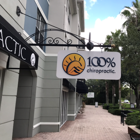 Outdoor Hanging Signs in Tampa, FL