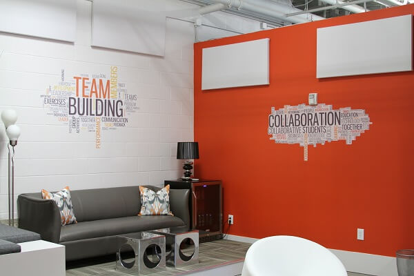 Office Wall Murals in Tampa, FL