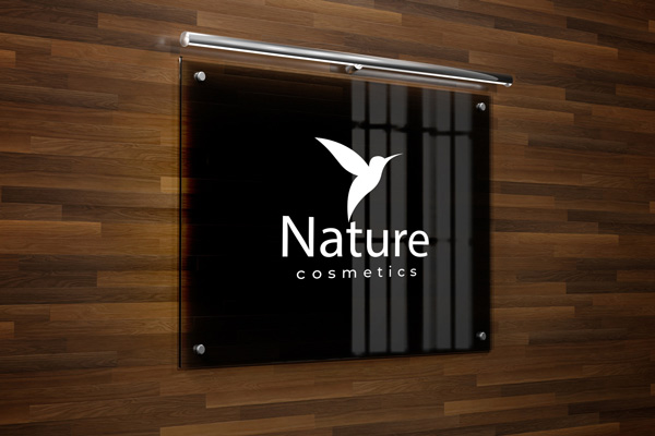 Black Nature Acrylic Signs in Tampa, FL