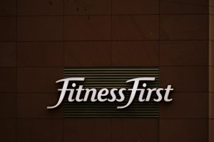Fitness First Lobby Signs in Tampa, FL
